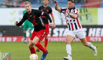 Derde overwinning op rij brengt FC Utrecht naar subtop