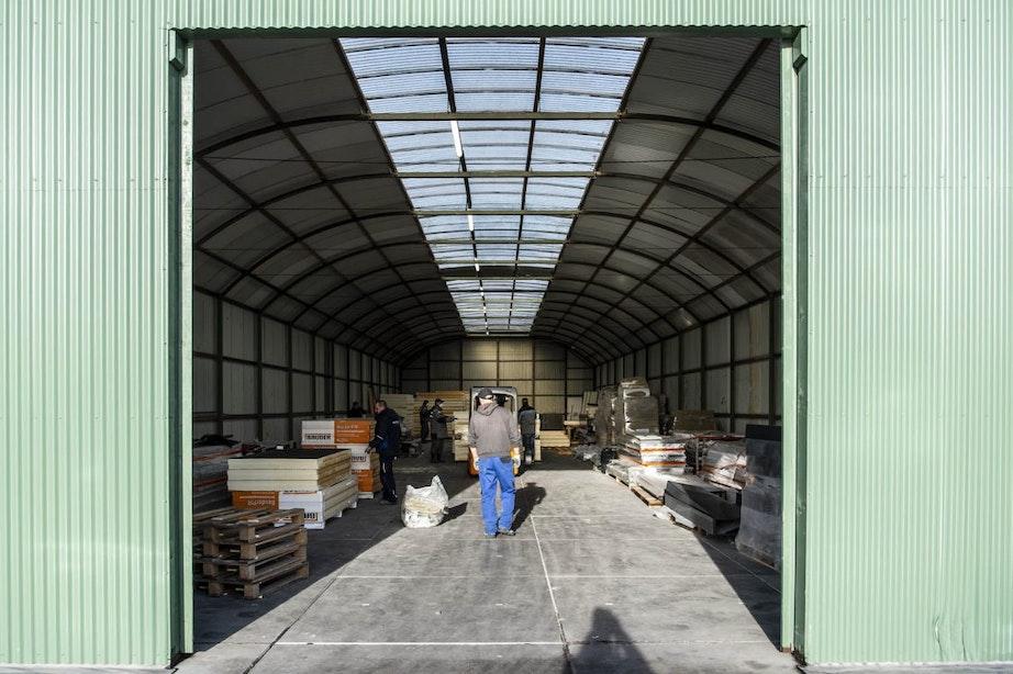 Utrechts innovatieproject BouwHub is de toekomst van de logistiek