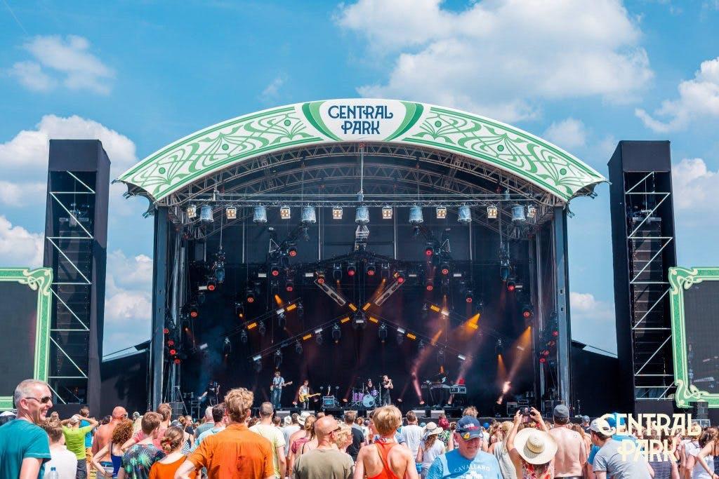 Popfestival Central Park verhuist terug naar Utrecht en wordt groter