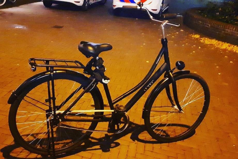Politie is op zoek naar eigenaar fiets