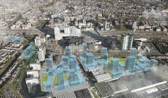 Utrecht vraagt miljoenen van het Rijk voor meer betaalbare woningen in Beurskwartier