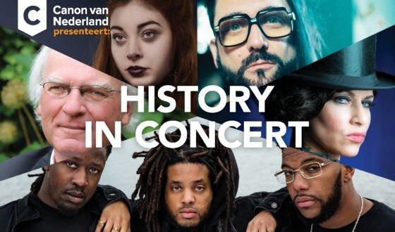 Dagtip: History in Concert in TivoliVredenburg