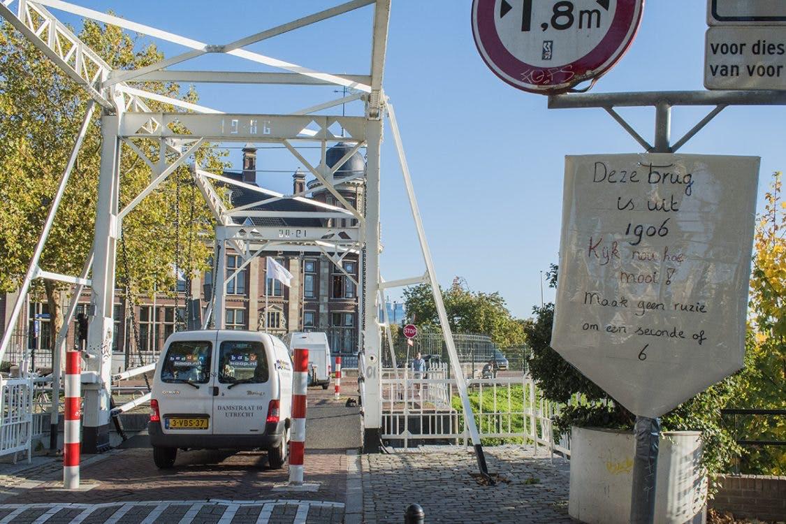 Afsluiten JP Coenstraat zorgt voor drukte: 'Maak geen ruzie om een seconde of 6'