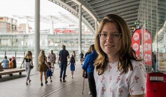 Onder de Mensen: Eline heeft haar draai gevonden in het Stadskantoor