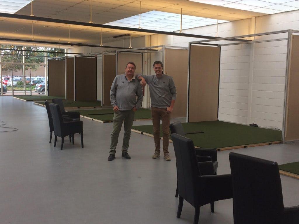 Eerste virtuele indoor golfbaan van Utrecht binnenkort open