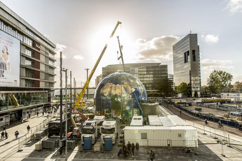 Climate Planet trekt ruim 20.000 bezoekers naar het Jaarbeursplein