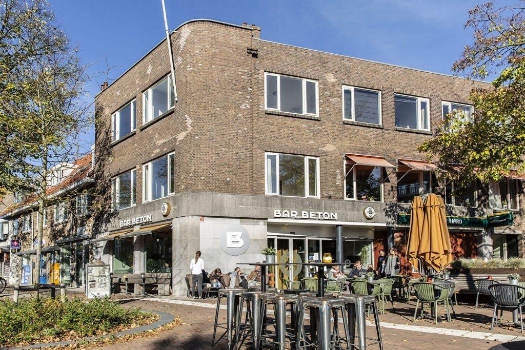 Bar Beton vertrekt na vier jaar uit Utrechtse Schildersbuurt