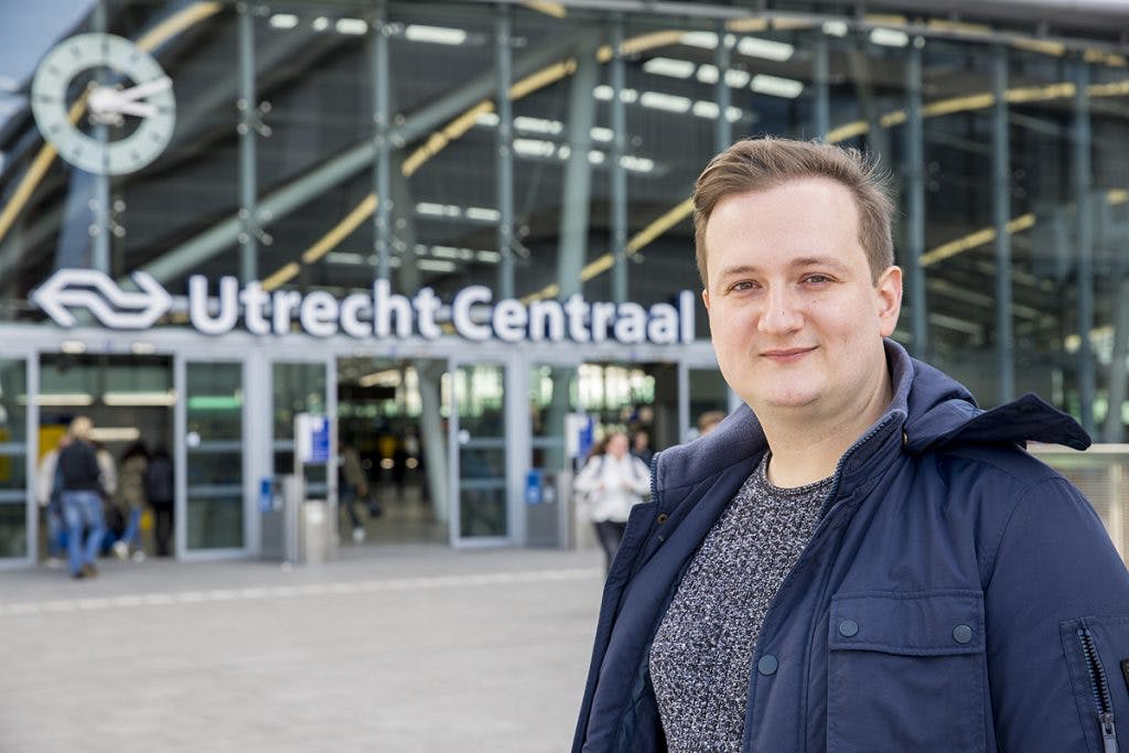 Allemaal Utrechters – Esmir Mujkic: 'Alle culturen die je hier tegenkomt zijn een verrijking'