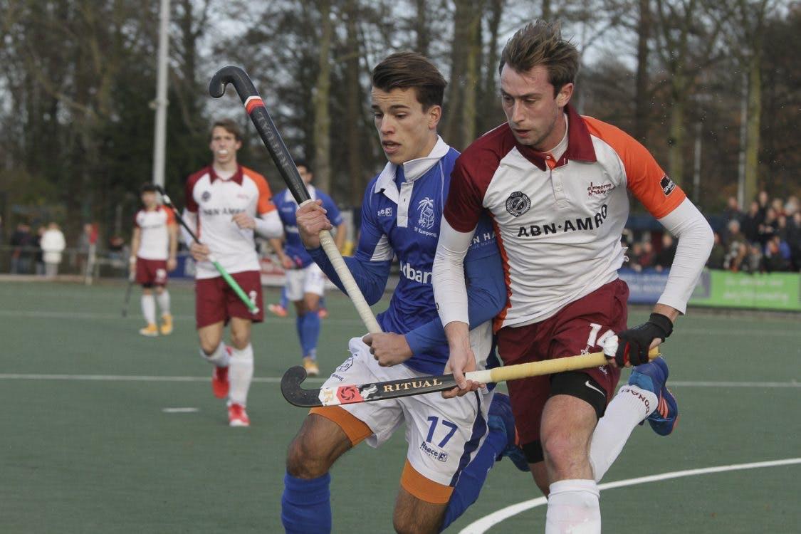 Kampong heren winnen in Almere