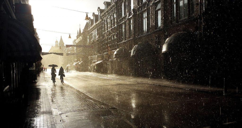 Utrechter genomineerd voor fotowedstrijd National Geographic met foto van Nobelstraat