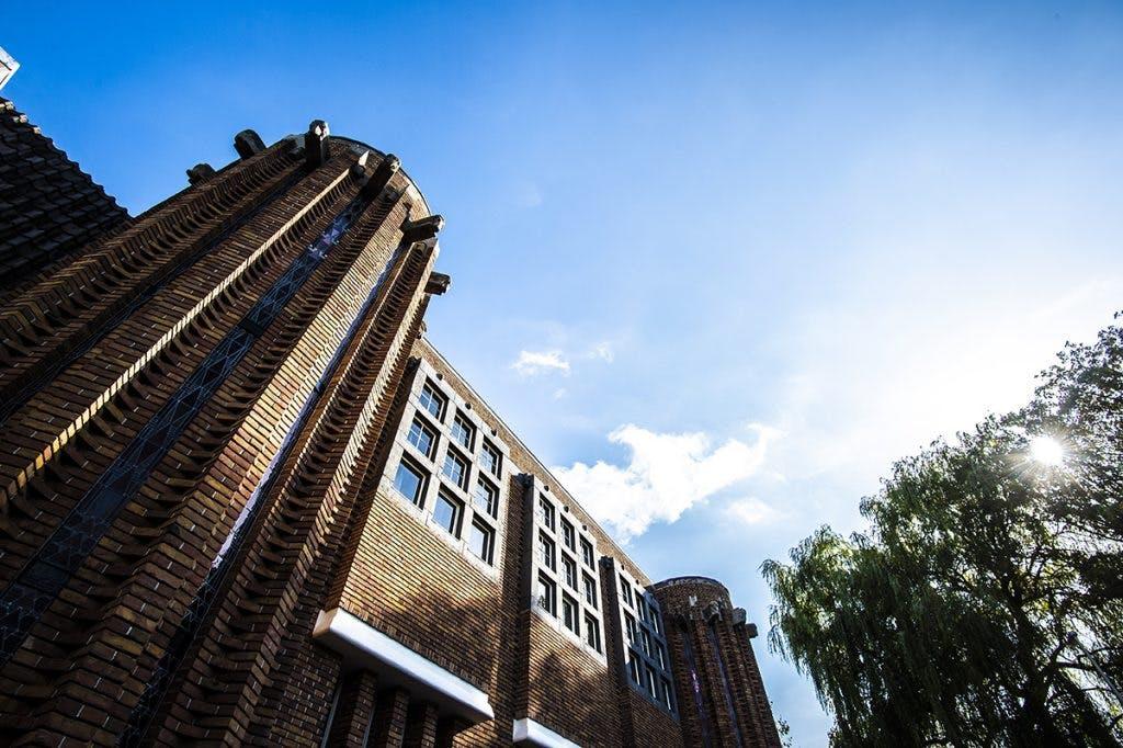 Dagtip: Architectencafé met Marcel Martsensen over het Anatomiegebouw