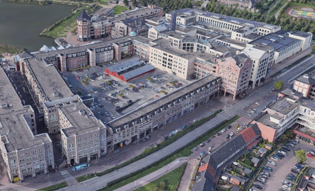 'Winkelcentrum Vleuterweide is onbereikbaar en verkeerssituatie is onveilig'