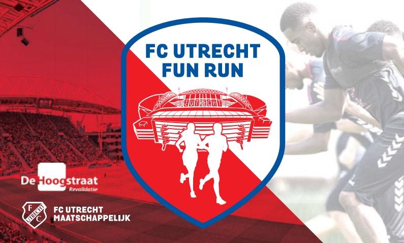 Zaterdag 13 oktober: de FC Utrecht FunRun