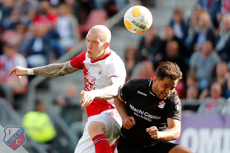 FC Utrecht-spits Makienok wacht nieuwe knieoperatie