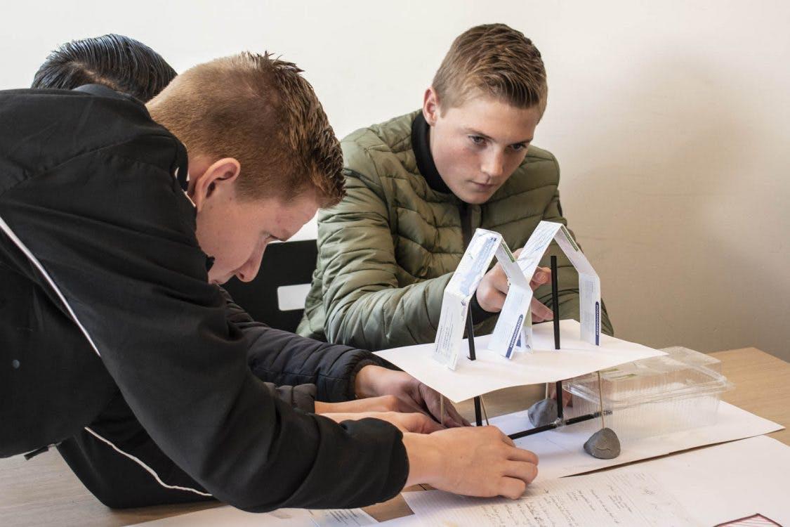 Vmbo-leerlingen doen mee aan Tech Campus Challenge: 'Hier leren ze techniek op een out of the box manier'
