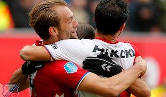 FC Utrecht wervelt langs De Graafschap