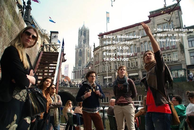 Dagtip: Gratis Dark Side of Utrecht Tour