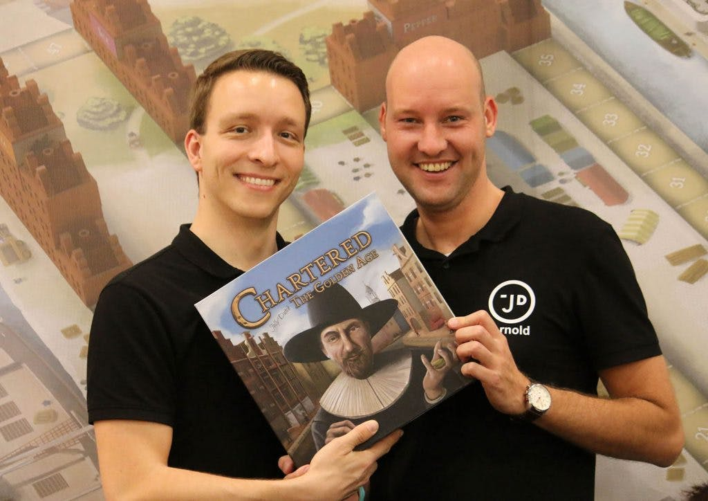 Succes voor in Utrecht bedacht bordspel: honderden bestellingen