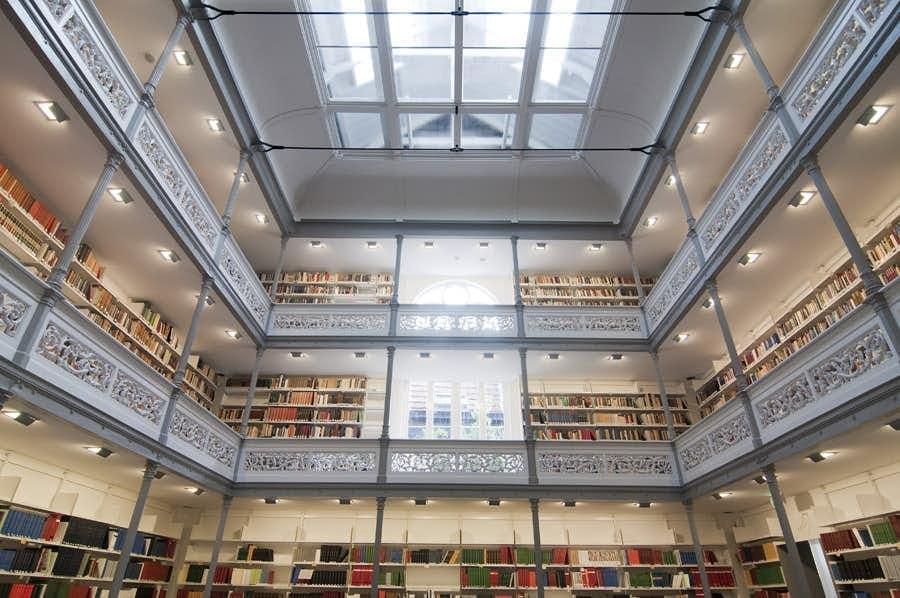 Universiteit zet proef met alleen eigen studenten in bibliotheken door