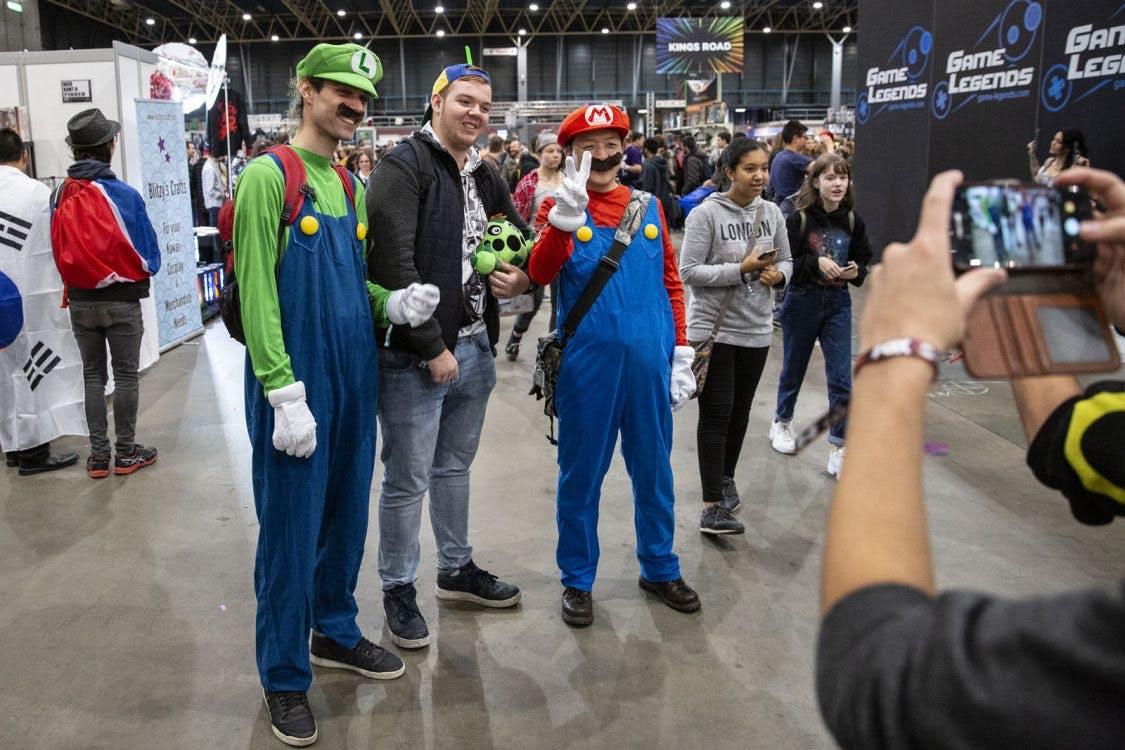 Dutch Comic Con trekt weer duizenden bezoekers naar Jaarbeurs