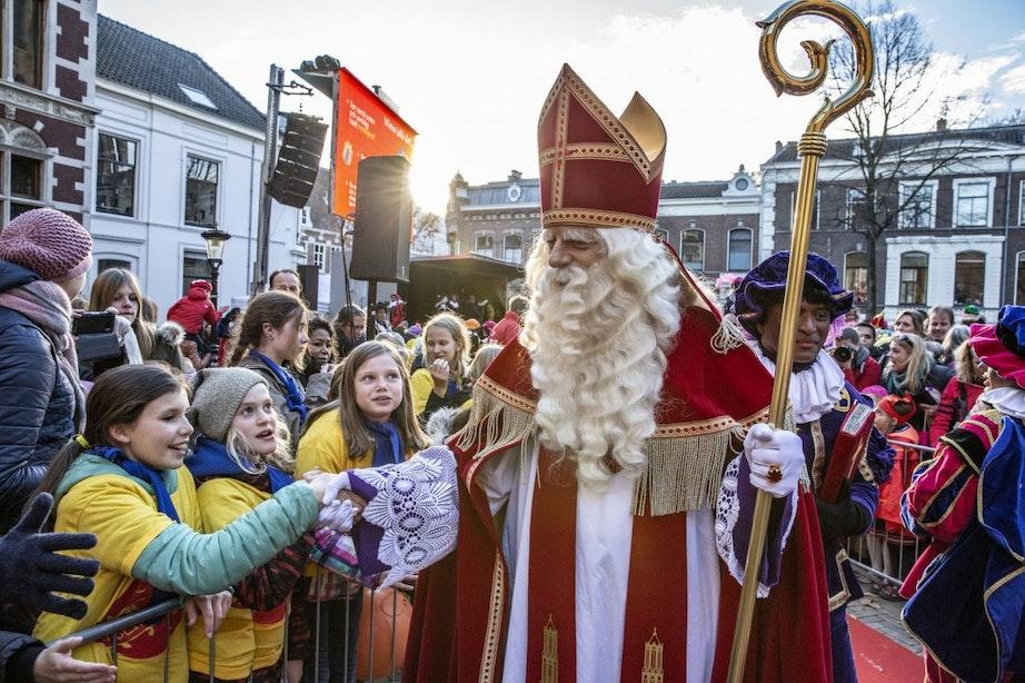 Sinterklaas komt vandaag aan in Utrecht; bekijk hier het programma