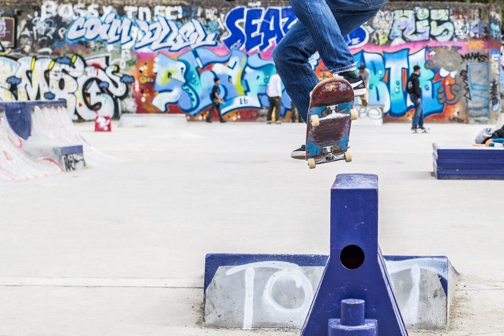 Skatepark De Yard gesloten vanwege terugkerend vandalisme