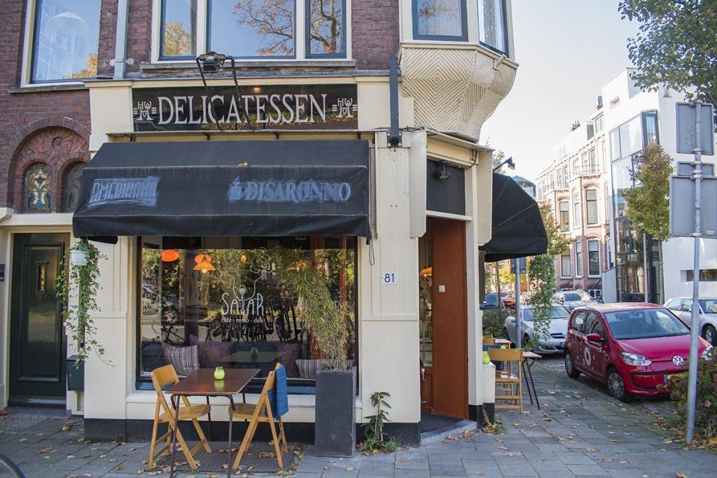 Nieuw café-restaurant SAAR opent deuren aan de Catharijnesingel
