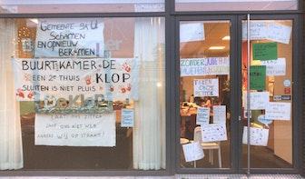 Buurtkamer De Klop in Overvecht met sluiting bedreigd