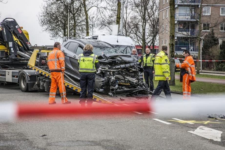 'Aantal verkeersongevallen in Utrecht daalt voor derde jaar op rij'