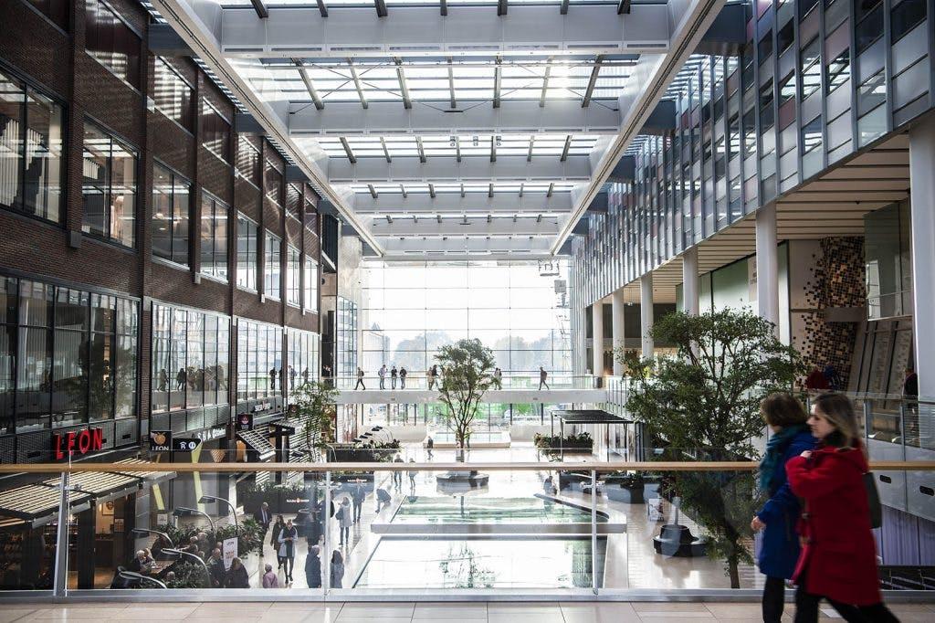 Samsung opent winkel in Hoog Catharijne met gadgets en innovaties