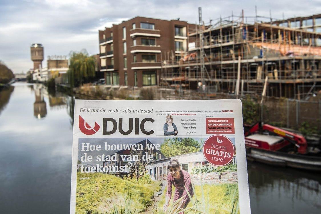 De nieuwe DUIC krant is weer uit: dit staat er allemaal in