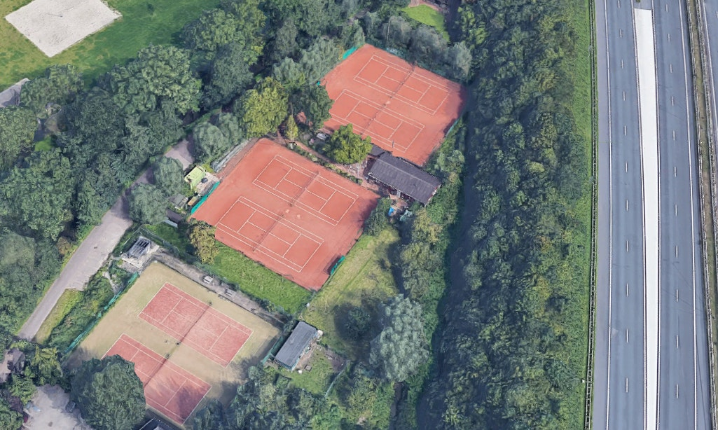 Gedwongen vertrek tennisclub door verbreding A27 zorgt voor fusie verenigingen