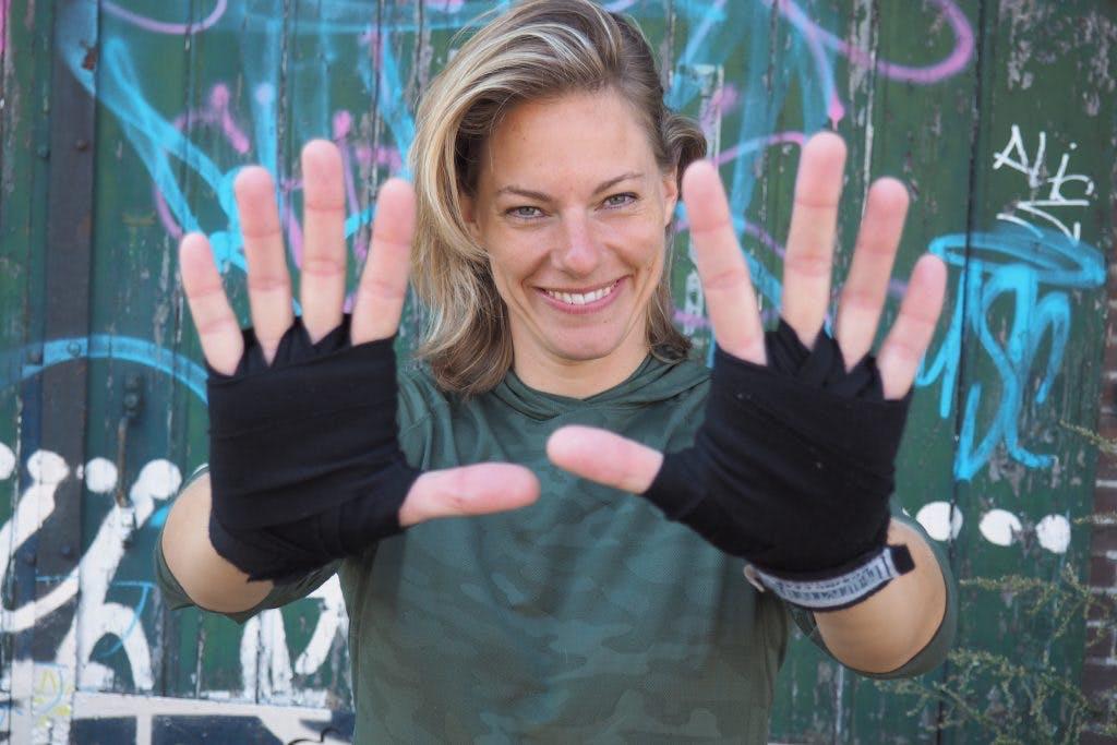 Utrecht All Stars – Synthia Stoffer:  Europa's beste vrouw in Krav Maga