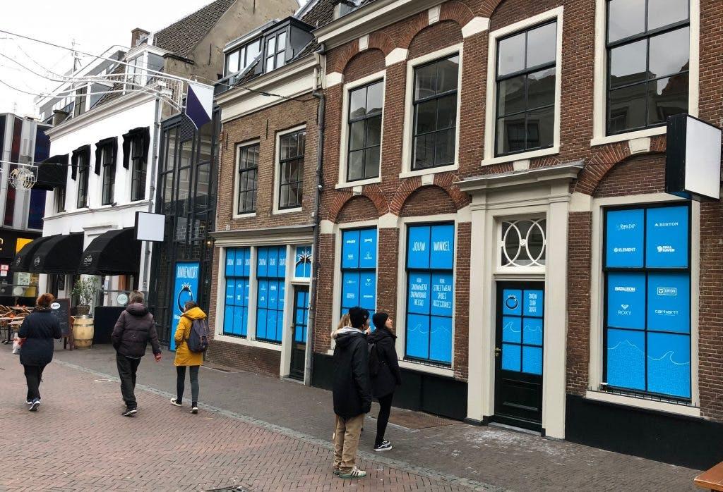 Oostenrijkse sportwinkel Blue Tomato opent deuren in Utrecht
