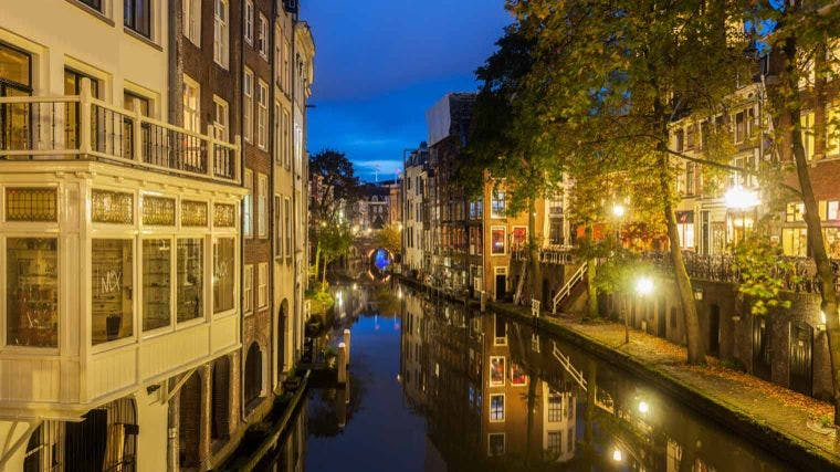 Fietsrondleiding Verlicht Utrecht
