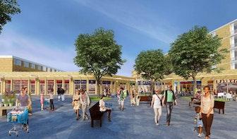 CDA vraagt college opheldering over verkeerssituatie bij winkelcentrum De Gaard