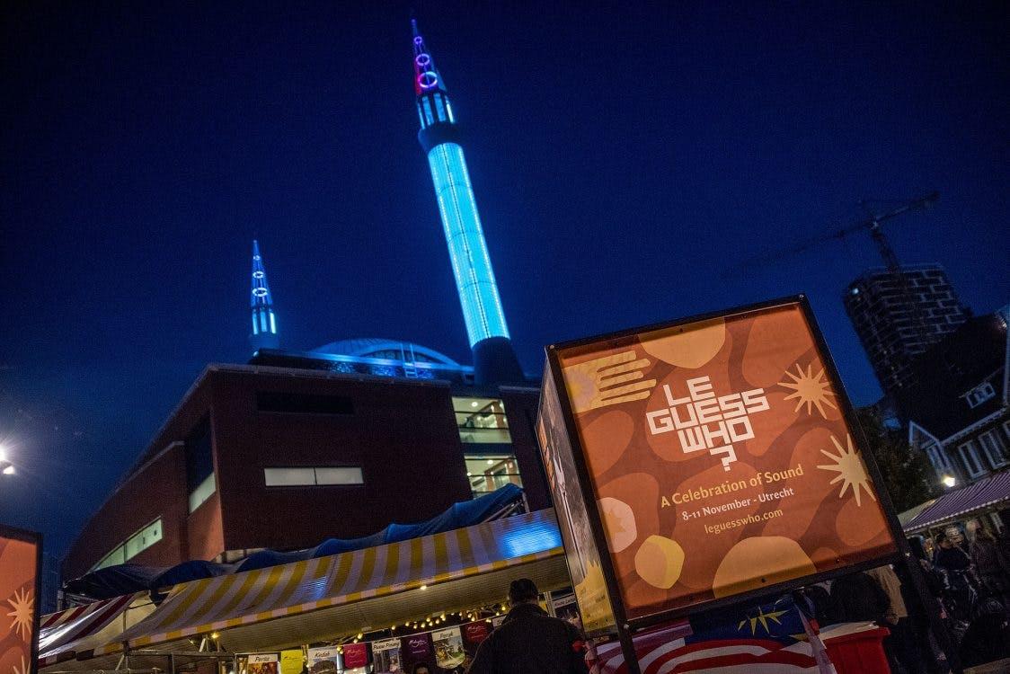 Duizenden bezoekers uit meer dan 50 landen kwamen naar muziekfestival Le Guess Who?