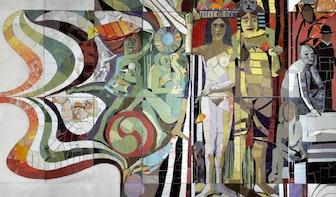 Kunst aan gebouwen: Terugblik en update bijzondere kunstwerken