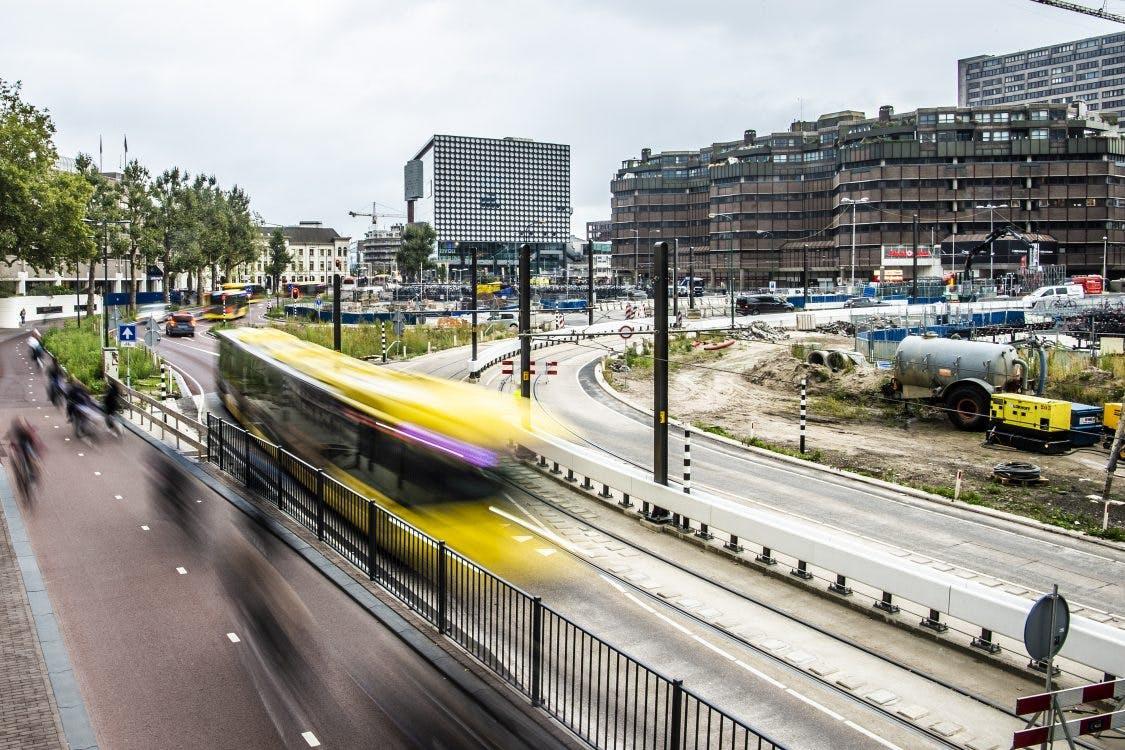 Tien maanden cel voor steekpartij op Smakkelaarsveld in Utrecht