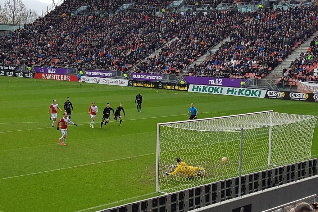 FC Utrecht staat waar het hoort