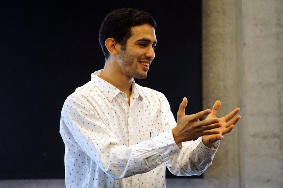 Aeham Ahmad 'de pianist van Yarmouk' komt weer naar Utrecht