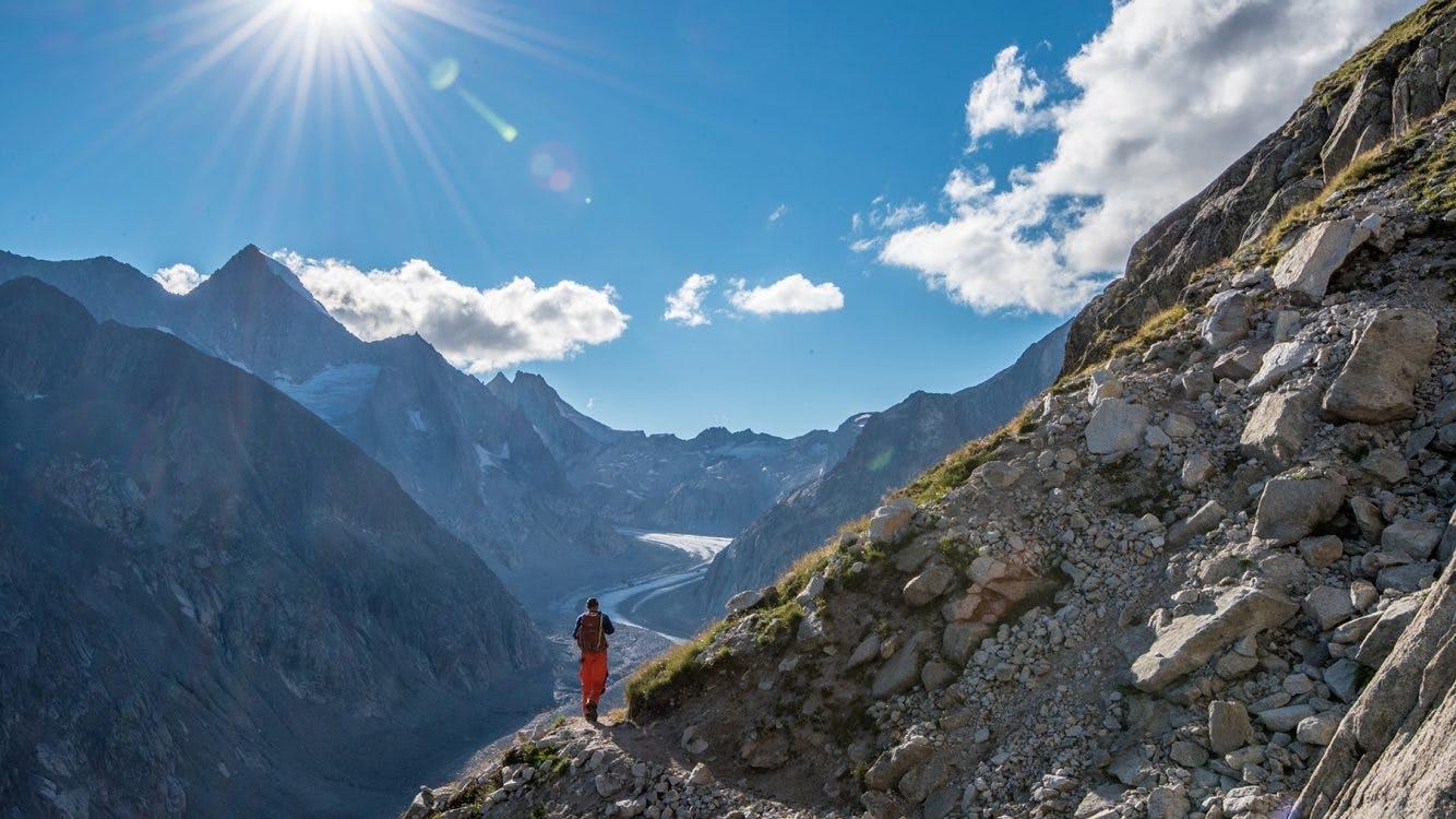 Hét evenement voor bergliefhebbers: de Bergsportdag