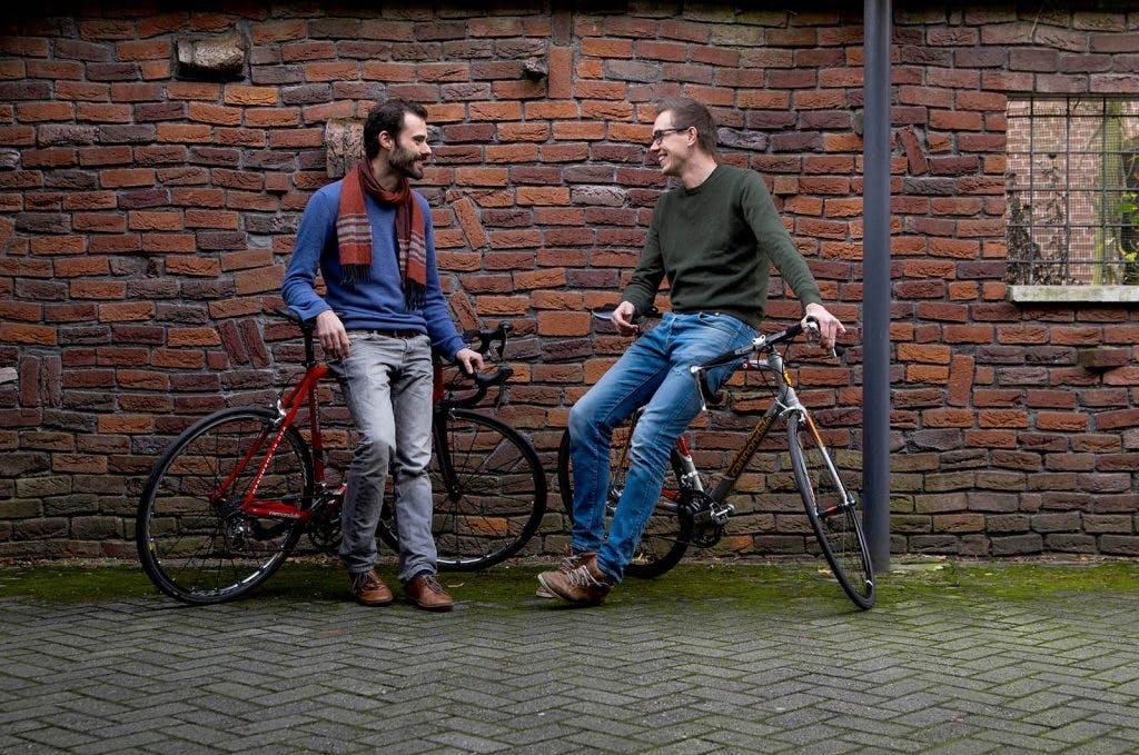 Het Utrechtse Circular Cycling maakt nieuwe racefietsen van gebruikte onderdelen