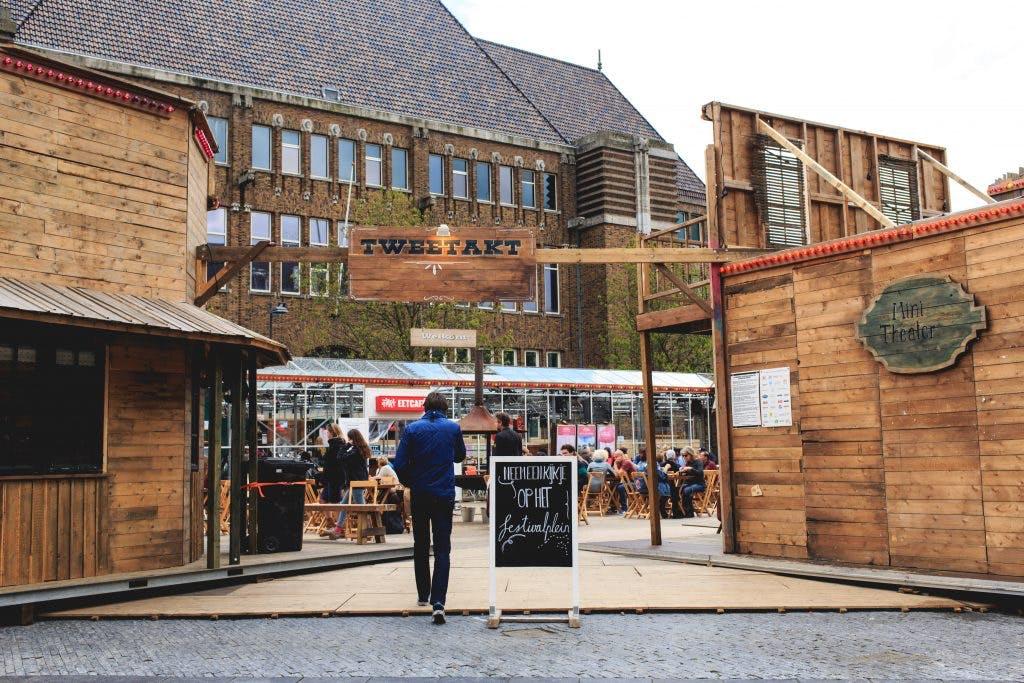 Gemeente Utrecht: 'Ook met bomen ruimte voor Tweetakt'