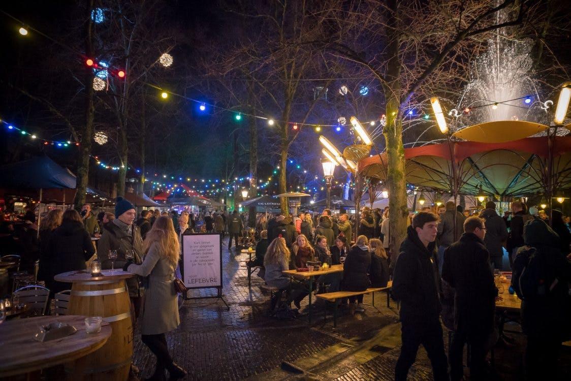 Dagtip: Het hele weekend wintersferen bij Knus Winterfestival