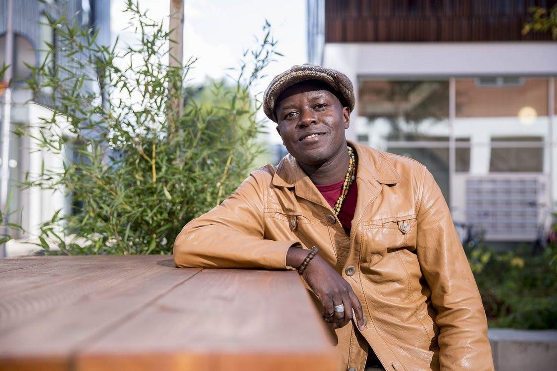 Allemaal Utrechters – John Kayongo: 'Als we allemaal zouden dansen, zouden veel problemen verdwijnen'