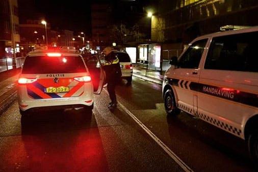 Korte achtervolging in Utrechtse binnenstad