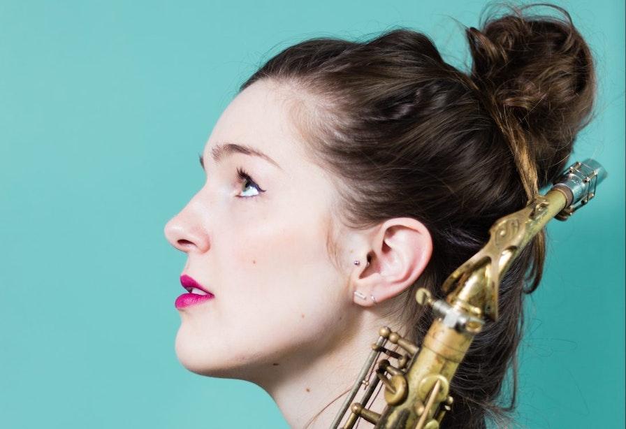 Jazztalent Kika Sprangers genomineerd voor Edison Jazzism Publieksprijs 2020