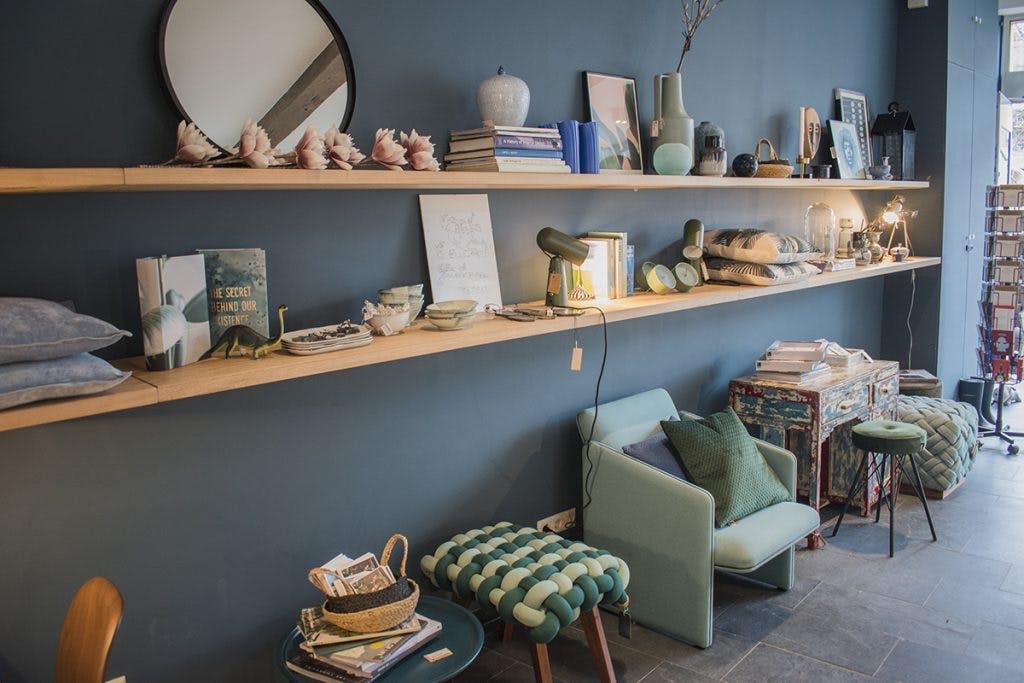 Rachmaninoff Wonen heeft bijzondere winkel aan Oudegracht; Of is het een appartement?