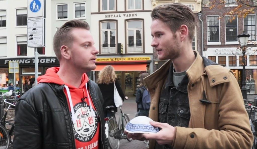 Hoe wordt er in Utrecht gereageerd op het dragen van een keppeltje?